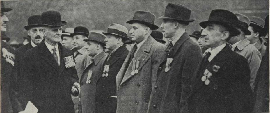 AJEX: British Jewry and Wartime Commemoration