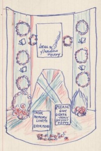 Armistice Day 1937: a special Guest Blog by Fiona Courage