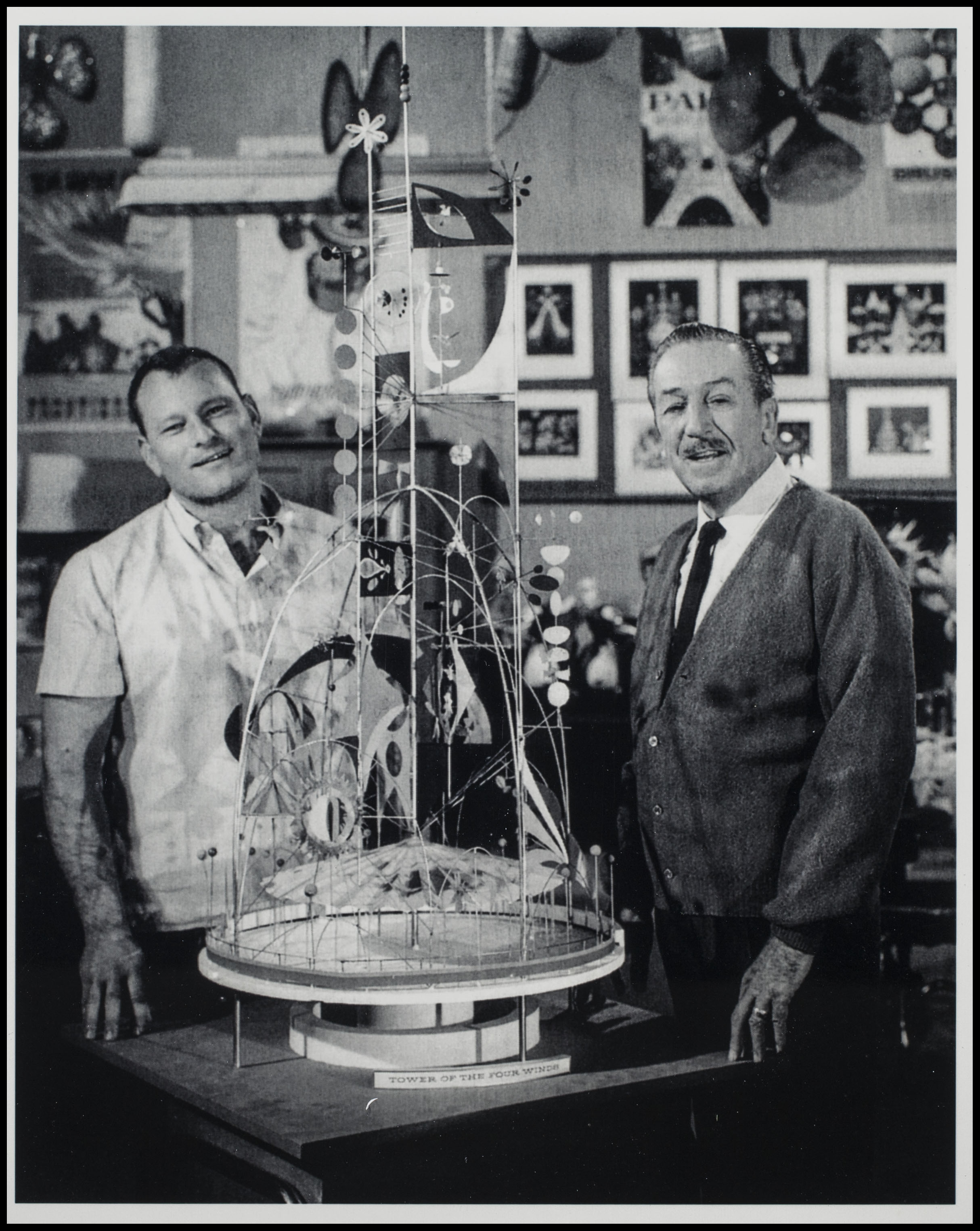 Walt and the world's fair: dreaming up a Disney delight