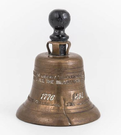 Sweet Liberty: World's Fairs' love affair with the Liberty Bell