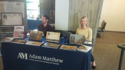 Adam Matthew presents!: Conference papers and panels