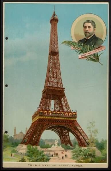 Exposition Universelle: A Trip to 1889 Paris with World's Fairs