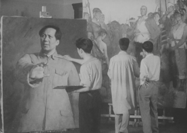 """Miracles and fairy tales: The """"Great Leap Forward"""" in Chinese newsreels"""