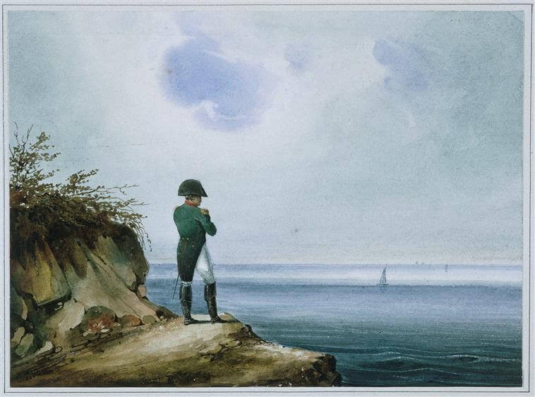 An emperor in exile: Napoleon in St Helena